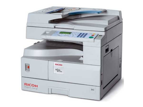 RICOH AFICIO MP 6002SP PRINTER LAN FAX WINDOWS VISTA DRIVER