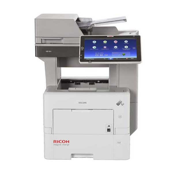 RICOH AFICIO MP 6001 PRINTER DESCARGAR CONTROLADOR