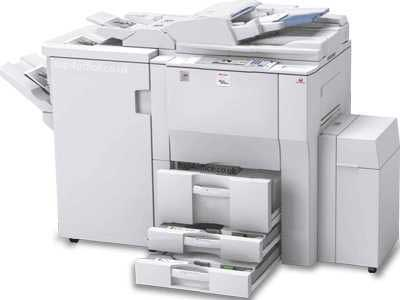 DRIVERS UPDATE: RICOH 8001