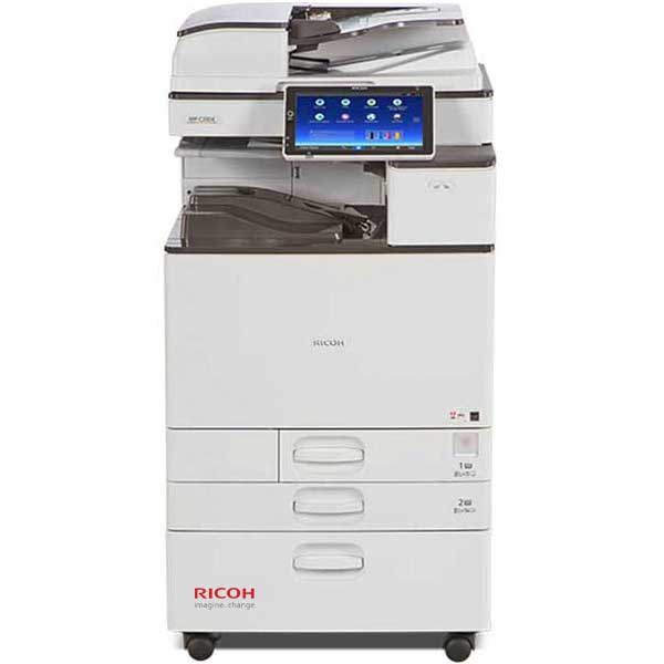 Ricoh Aficio MP C4504SP