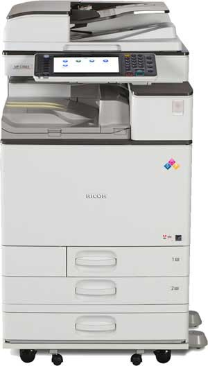 Ricoh Aficio MP C3503SP